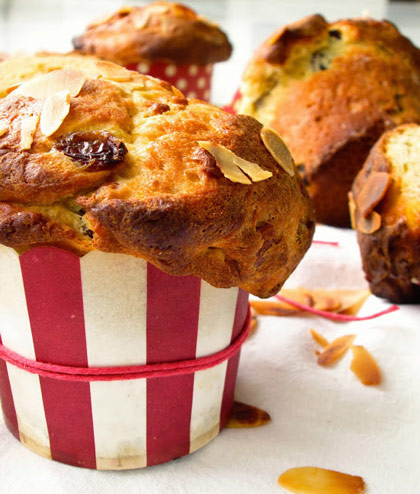 Panettone plus 25 other Christmas recipes
