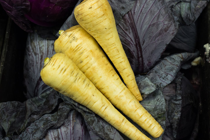 How to Choose and Use Parsnips