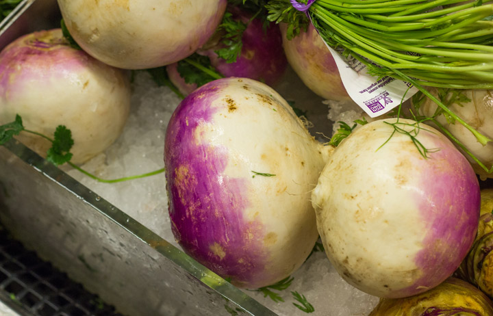 How to Choose and Use Turnips