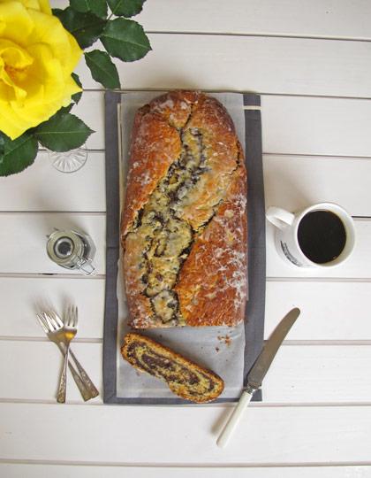 Makowiec - Polish Poppy Seed Cake plus 25 other Christmas recipes