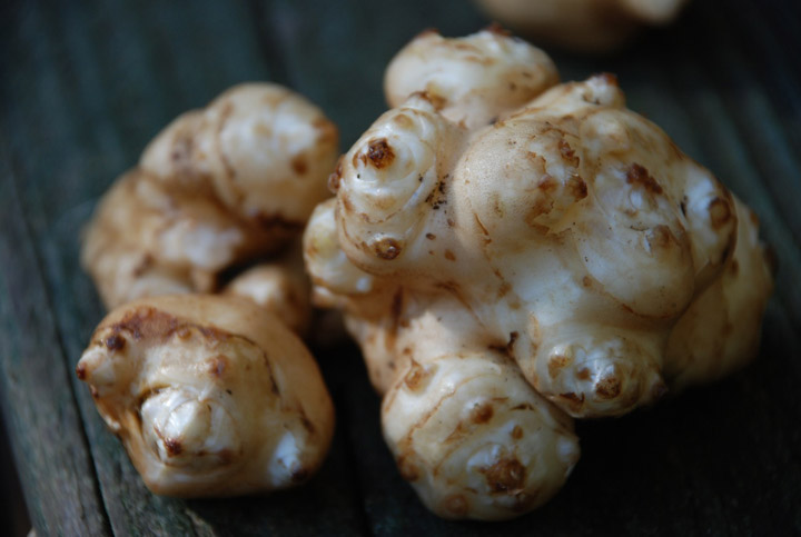 How to Choose and Use Jerusalem Artichokes (aka Sunchokes)