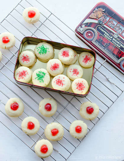 Canadian Shortbread Cookies Baklava plus 25 other Christmas recipes
