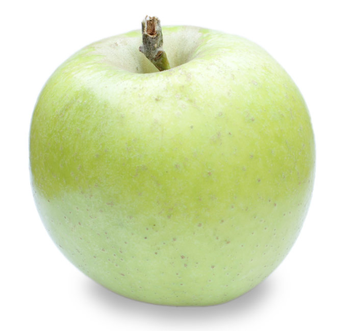 Mutsu Apple (Also Known As Crispin Apple)