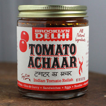 Tomato Achaar from Brooklyn Delhi