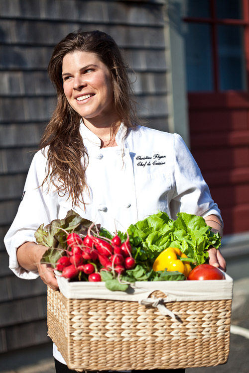 Chef Christine Moody
