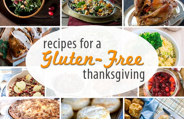 13 Recipes for a Gluten-Free Thanksgiving | Recipes | NoshOn.It