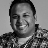Vijay Nathan, NoshOnIt Recipe Hunter and Chef
