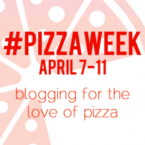 Introducing #PizzaWeek 2014 - a blogging celebration for the love of pizza