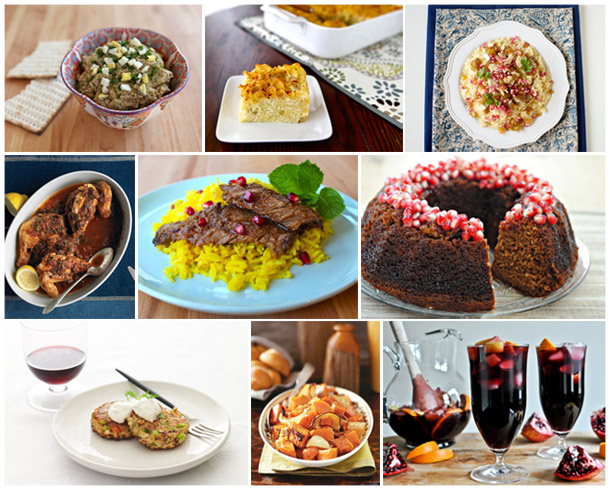 Re-invent Your Rosh Hashanah Meals | Blog | NoshOn.It