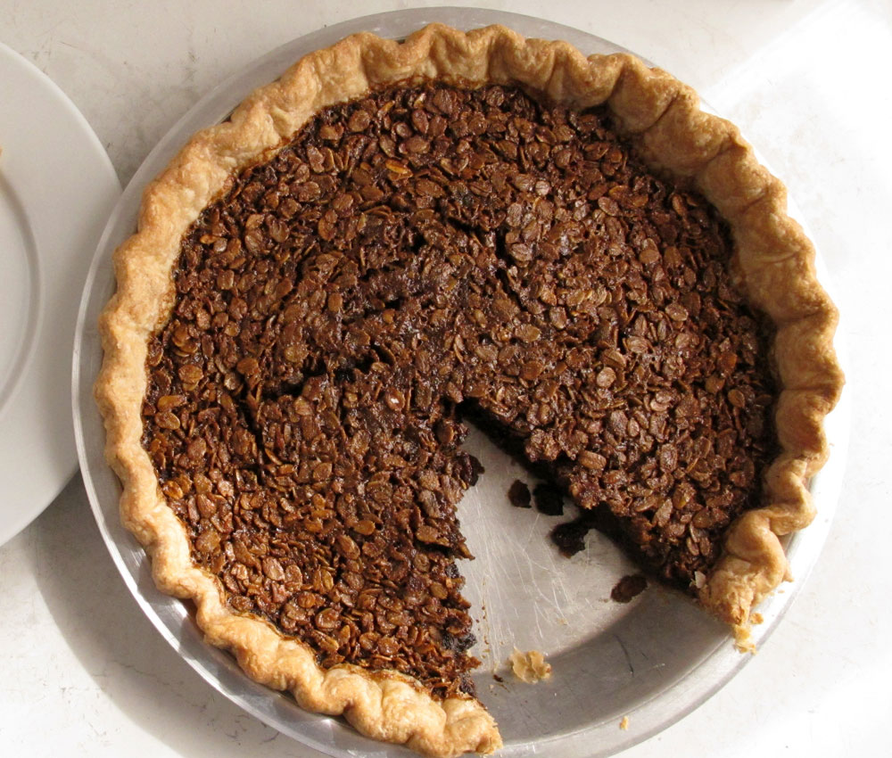 Guinness Oatmeal Stout Pie | Recipes | NoshOn.It